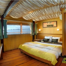 Double Bed - Middle deck cabin
