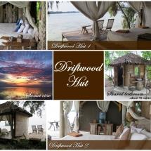 Driftwood Hut all